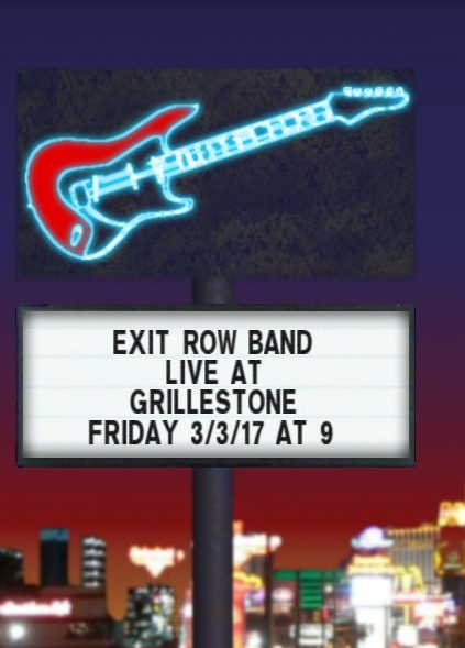 Top NJ Private Event Band Exit Row Band at Grillestone 20170303
