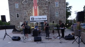 New Jersey Professional Private Event band Exit Row