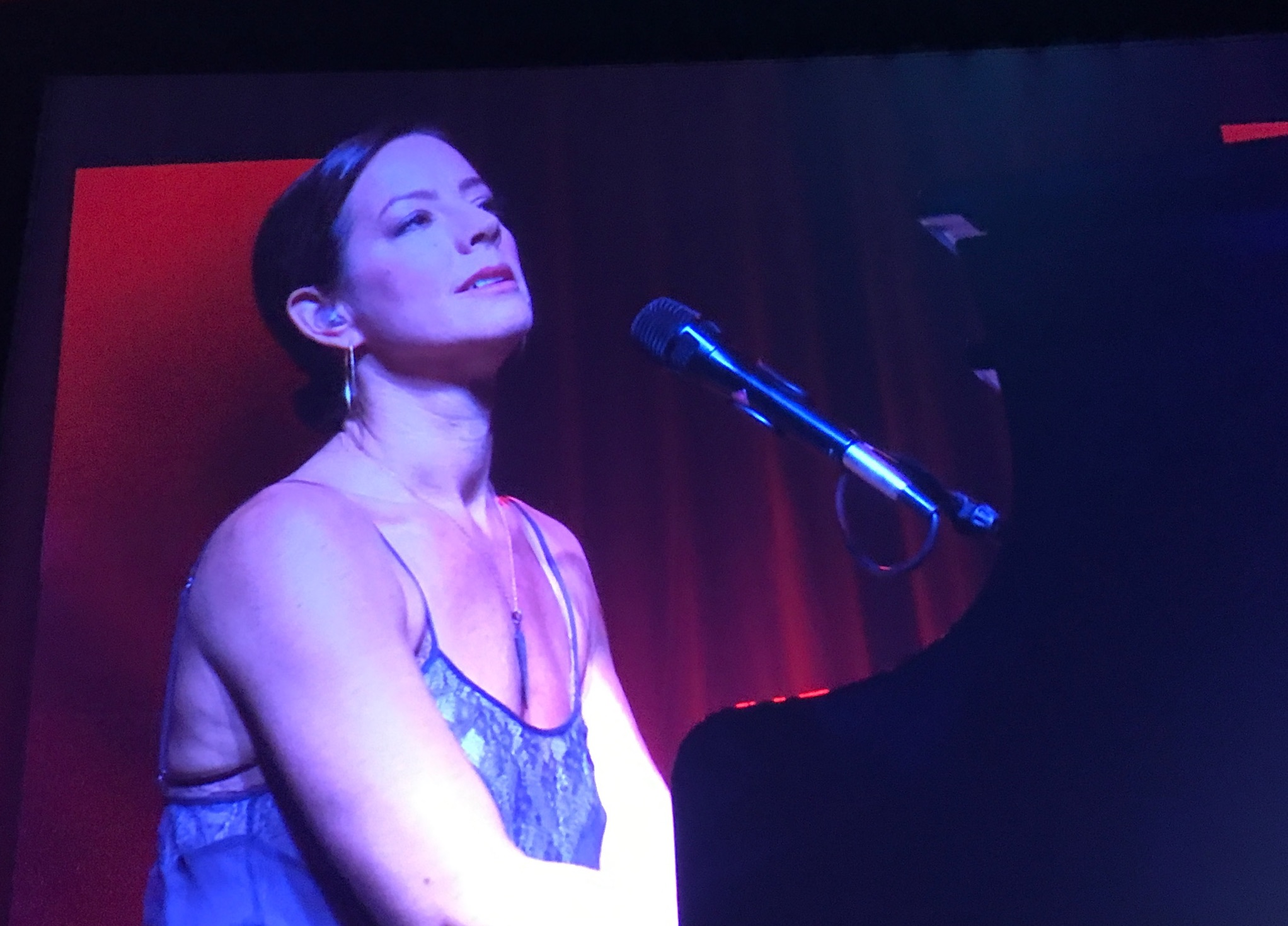 Sarah McLachlan - incredible talent and a huge heart